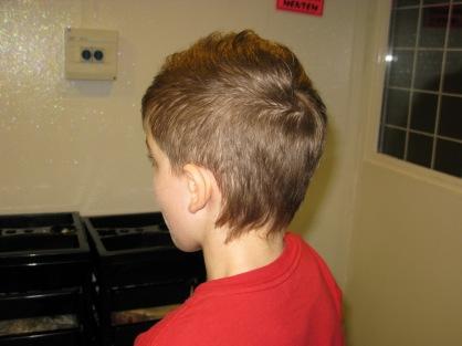 trendi gyermek hajak