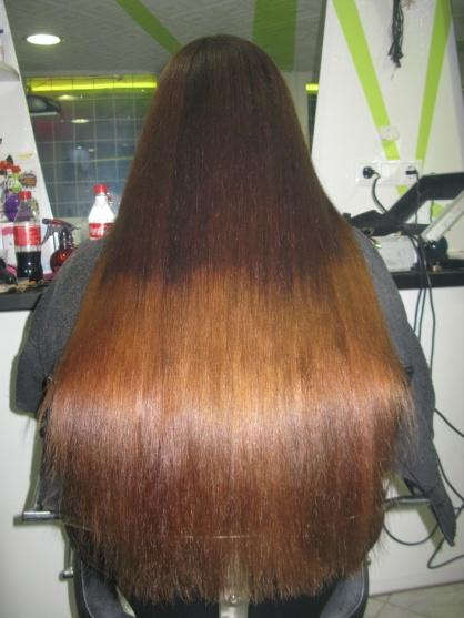 ombre festés, ombre haj, hosszú hajak, trendi festés
