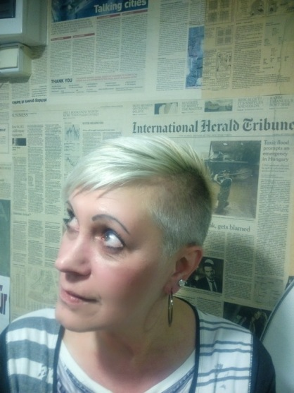 trendi rövid hajak